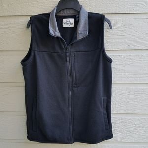Wrangler concealed carry strech vest size medium